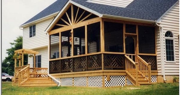 Screened Porches Designs Screened In Porch Design Ideas