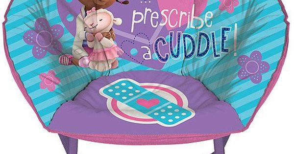 Disney Doc Mcstuffins Toddler Saucer Chair Disney Http Www Amazon Com Dp B00gpo9l2i Ref Cm Sw