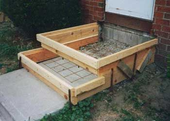 Building Concrete Steps How To Build And Stairs Diy