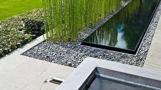 Giardini in stile moderno giardino di design moderno - Giardino moderno design ...