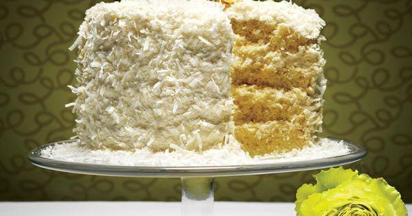 Southern Living Coconut Chiffon Cake Recipe