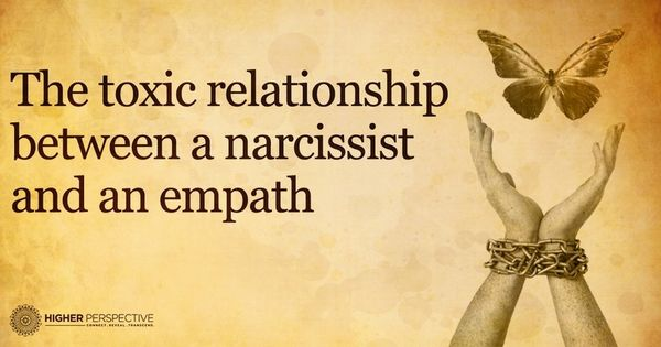 the relationship between empaths and narcissists sexual dysfunction