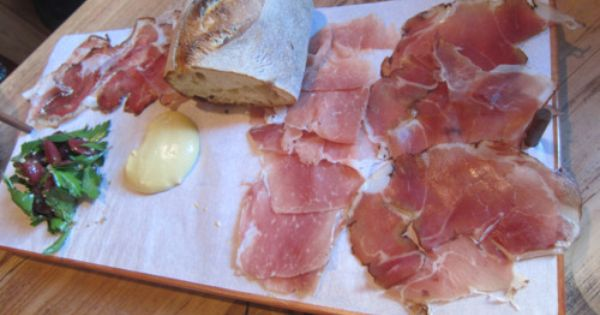 brewery where they cure their own meats!? | Gastronomic delights ...