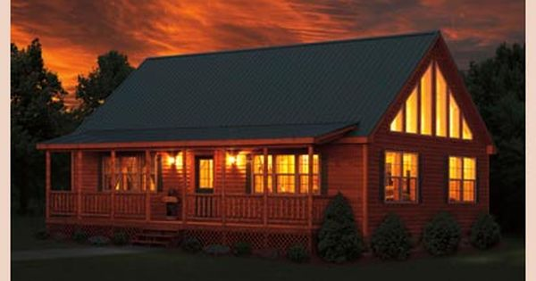 Log Cabins And Modular Log Homes Are Manufactured By Cozy Cabins In New Holland Pa Visit Www Thelancasterlist Com Log Homes Prefab Log Homes Log Cabin Homes
