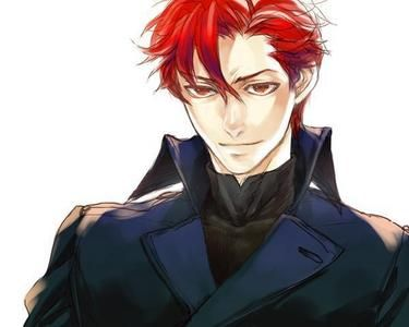 Post The Sexiest Blue Hair Or Red Hair Hair Anime Caracter Anime Answers Red Hair Anime Guy Anime Red Hair Blue Anime