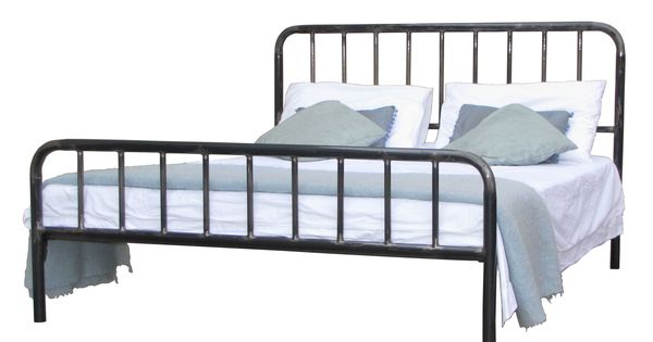 My Space Atakama Metal Queen Bed Frame Bed Frames Single Metal Bed Bed Frame Queen Bed Frame