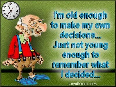Im Old Enough Funny Quotes Quote Lol Funny Quote Funny Quotes Humor Funny Quotes Old Age Humor Birthday Humor