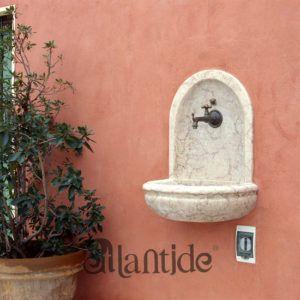 Fontane Atlantide Marmi Fontane A Muro Giochi D Acqua Da Giardino Decorazione Da Balcone