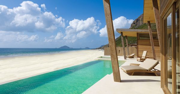 Six Senses Con Dao, an ocean-front resort and spa in south east