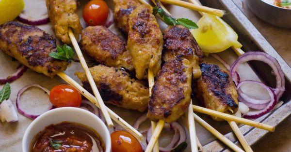 ... Minced Meat Kebab | Different foods | Pinterest | Kebabs, Meat and