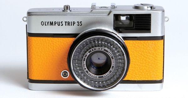 Olympus Trip 35 vintage camera
