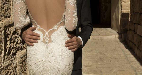 Galia Lahav Wedding Dress - Navona Gown || Worldwide Collection Premiere: Galia