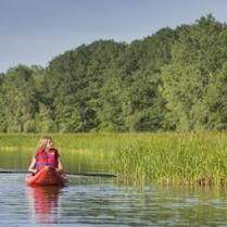 Parc National D Oka National Parks Sepaq Kayaking Camping Quebec Inflatable Kayak