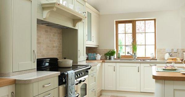 Sage green and cream kitchen kitchen decorating ideas for Green and cream kitchen ideas