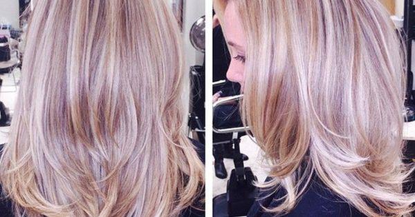40 Beautiful Blonde Balayage Looks Light Brown Hair