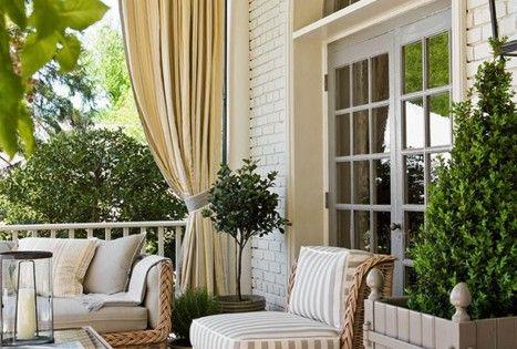Back porch idea | Outdoor living