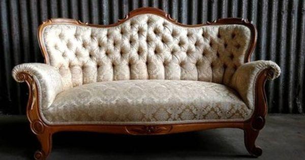 Kanapy I Sofy Antyczne Strona 15 Allegro Pl Chaise Lounge Furniture Love Seat
