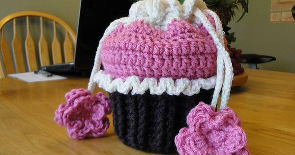 Ravelry: Cupcake Cradle Purse Pattern pattern by Amelia ...