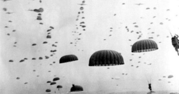 d day landings airborne
