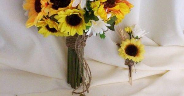 Wedding bouquet - photo