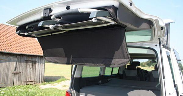 heckklappentasche vw volkswagen california beach edition 3 roger 39 s dream camper vw bus bulli. Black Bedroom Furniture Sets. Home Design Ideas