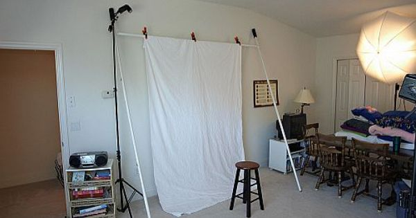 Make Your Own Backdrop Stand Around 40 Photography