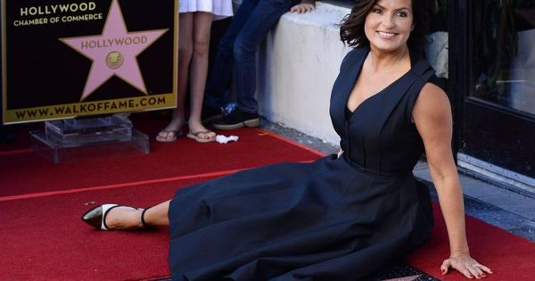 Mariska Hargitay gets her star on the Walk of Fame | UPI ...