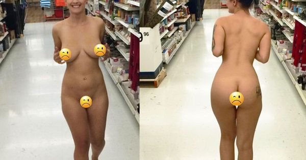 Opinion you Naked people at walmart