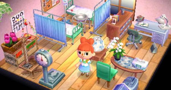 Happy Home Office Ideas: Animal Crossing
