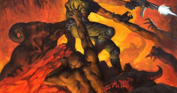 Doom by SidharthChaturvedi on DeviantArt | More Fun ...