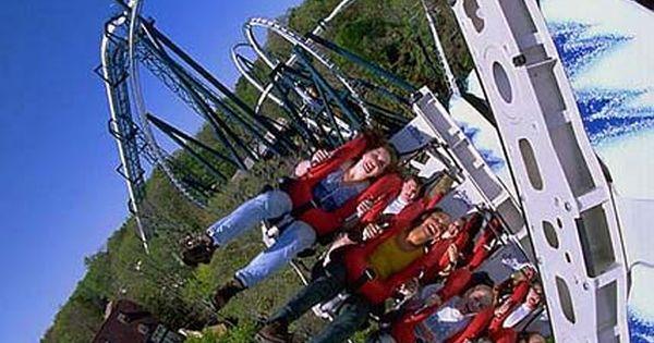 Busch Gardens Europe Alpengeist Roller Coasters