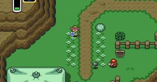 2d Top Down Terrain Legend Of Zelda Super Nintendo Games