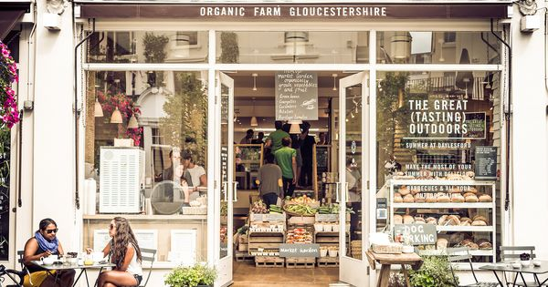 Daylesford westbourne grove in the heart of notting hill for Kitchen ideas westbourne grove