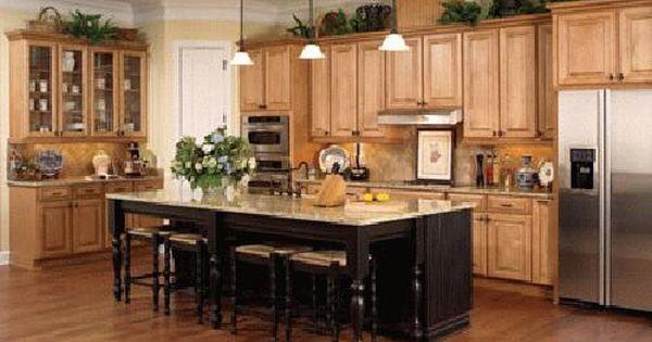 Gate City Kitchen Baths Greensboro North Carolina Open Concept Kitchen Island Light