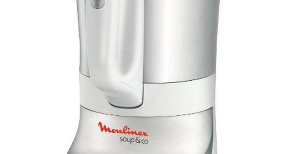 Moulinex soup co lm9031 blender chauffant panier vapeur - Moulinex soupe and co ...