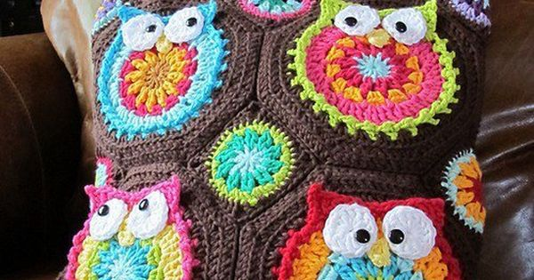 Crochet Owl Bag Pattern Free : Owl patterns, Crochet owls and Owl on Pinterest
