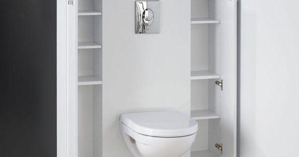 Meuble De Toilette Suspendu 2 Cps S Lection Meuble Standard Pour Wc Suspendu Ba Ti Support