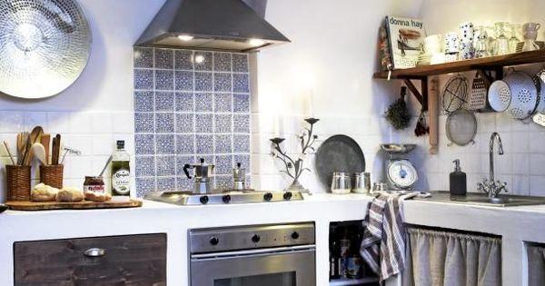Cocinas y lavabos de obra 24 cocinas pinterest for Lavabos de obra