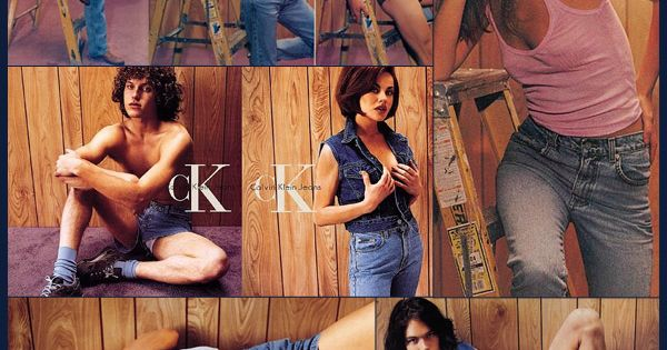 Calvin Klein: Most Controversial Campaign Images ...