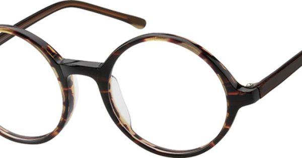 Hipster Glasses Zenni Optical : Acetate Full-Rim Frame 430015