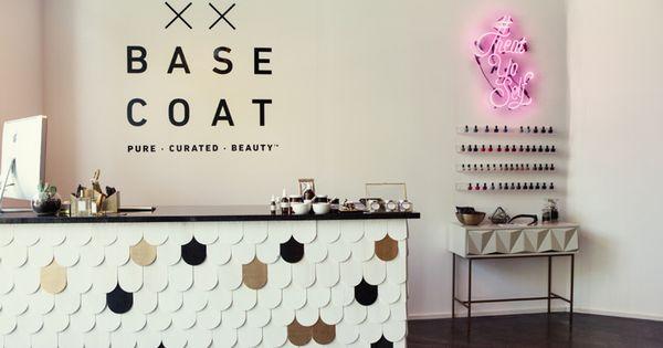 Base coat nail salon is a non toxic nail salon featuring a - Base coat nail salon ...