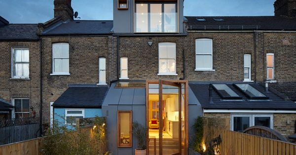 Just awesome example of what you can do with a simple for Minimalist house london