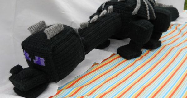 Amigurumi Ender Dragon : Customize Your Ender Dragon by TonksieArts on Etsy, USD30.00 ...