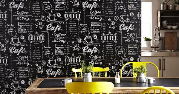 & Brown's removable wallpaper. Perfect for apartment renters | City ...