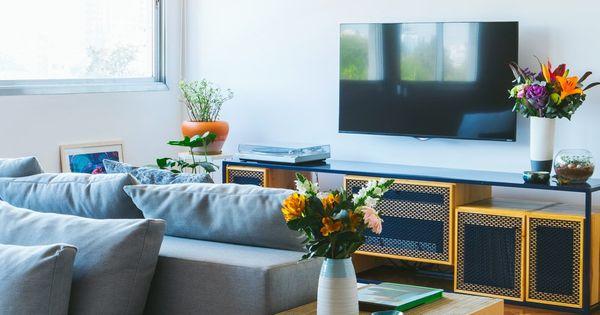 Nova fase  Living rooms
