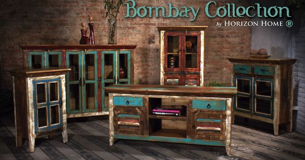 horizon home bombay collection at american oak and more. Black Bedroom Furniture Sets. Home Design Ideas