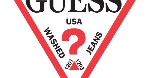 Guess Logo | Clothing Company Logos | Pinterest