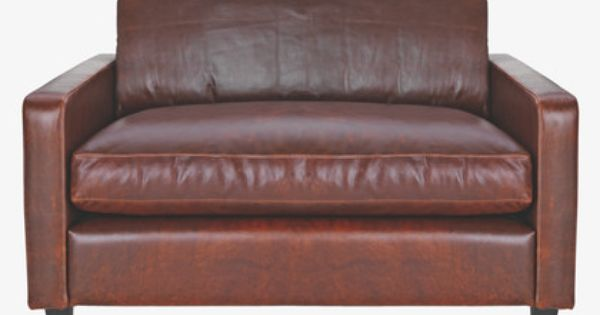 Chester Tan Leather Compact Sofa Dark Stained Feet Compact Sofas Small Upholstered Chair Tan Leather Sofas