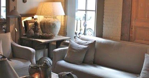 Landelijk landelijke wooninspiratie pinterest landelijk wonen interieur en huisinrichting - Model van interieurdecoratie ...