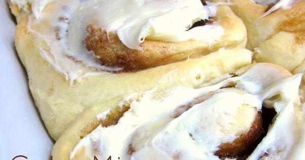 Six Sisters' Stuff: Cake Mix Cinnamon Rolls Recipe Makes 24 rolls Cinnamon